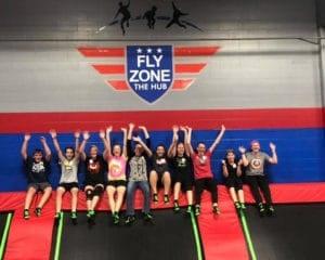 Happy Fly Zone kids!