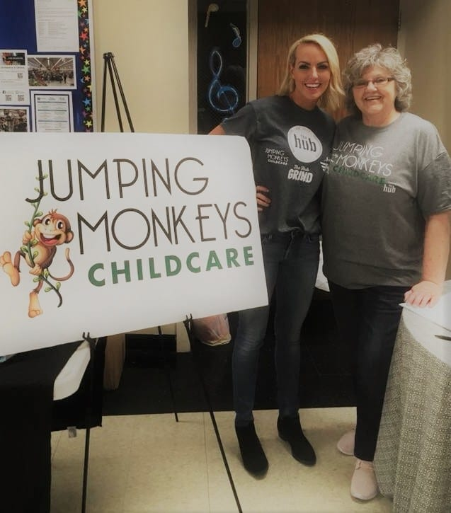Opening of Jumping Monkeys Child Care
